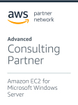 aws advanced consulting partner amazon EC2 for microsoft windows server