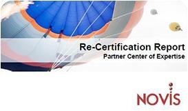 Re-certificamos nuestros servicios de soporte