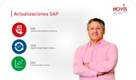 ¿Por qué debemos actualizar SAP?