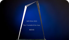 Novis es el SAP Top Channel of the Year