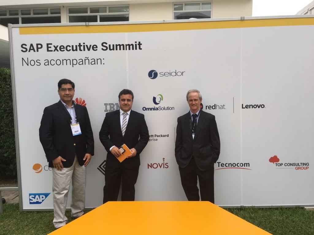 Evento SAP Peru