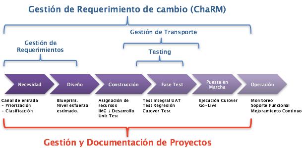 SAP ChaRM