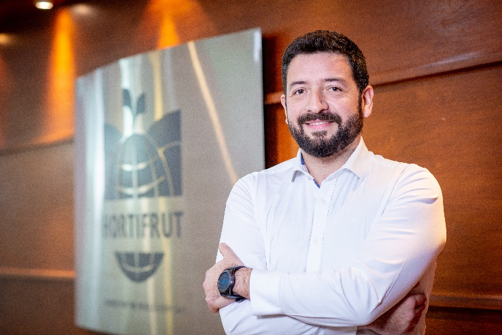 Javier Mardones, Corporate Assistant Manager for IT Operational Continuity at Hortifrut Chile